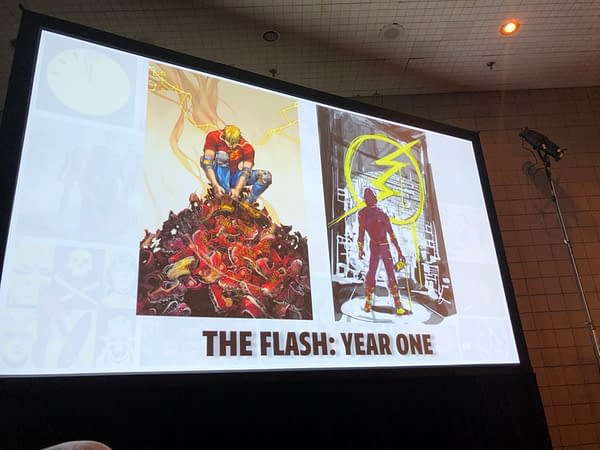 The Flash Year One Coming Next Year from DC Comics