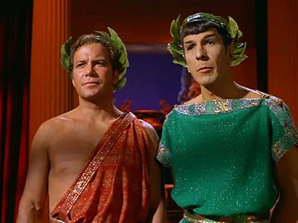 Wanna Buy Captain Kirk's Toga from 'Star Trek: The Original Series' at Auction?