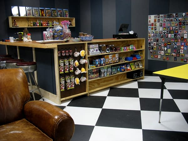 Asheville Comics Opens in North Carolina, The Only Comic Store For 10 Miles