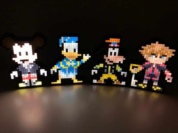 Review: PDP's Kingdom Hearts III Pixel Pals