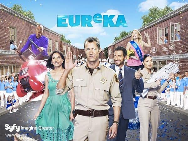 Eureka(Amazon Prime)