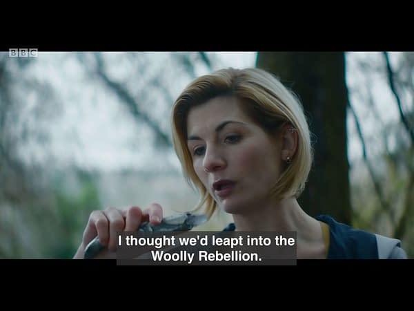 Ten Thoughts About Doctor Who Season 11 Episode 9 – It Takes You Away