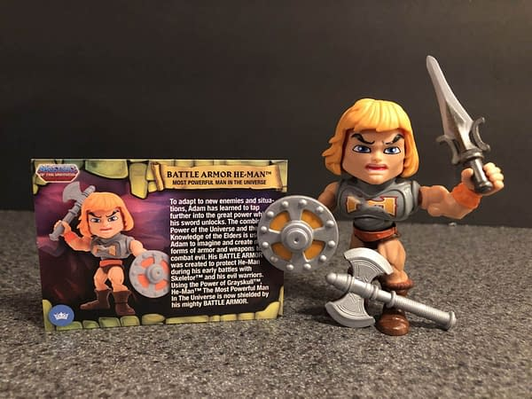 The Loyal Subjects Masters of the Universe Wave 2 6