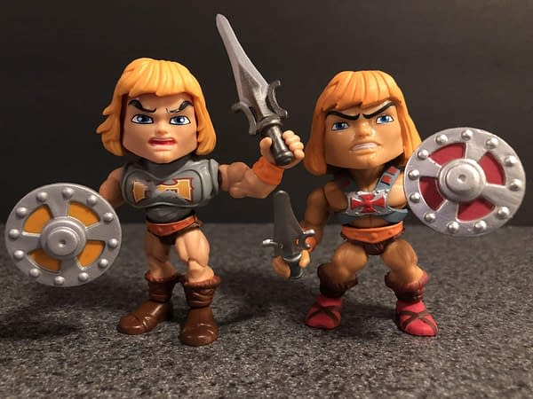 The Loyal Subjects Masters of the Universe Wave 2 5