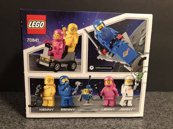 LEGO Movie 2 Benny's Space Squad 6