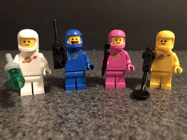 LEGO Movie 2 Benny's Space Squad 1