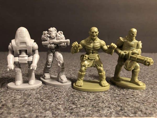 Toynk Fallout Nanoforce Sets 7