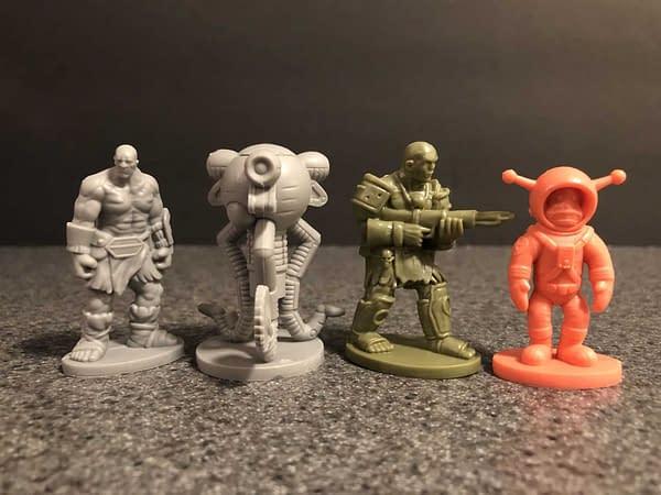 Toynk Fallout Nanoforce Sets 10
