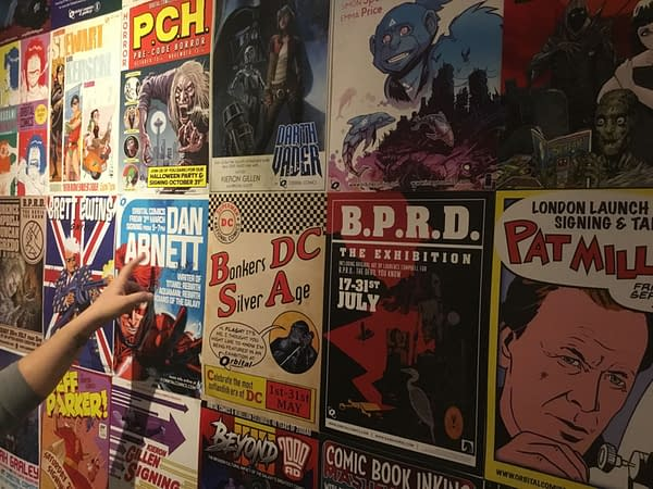 Looking Back at Ten Years of Orbital Comics in Leicester Square