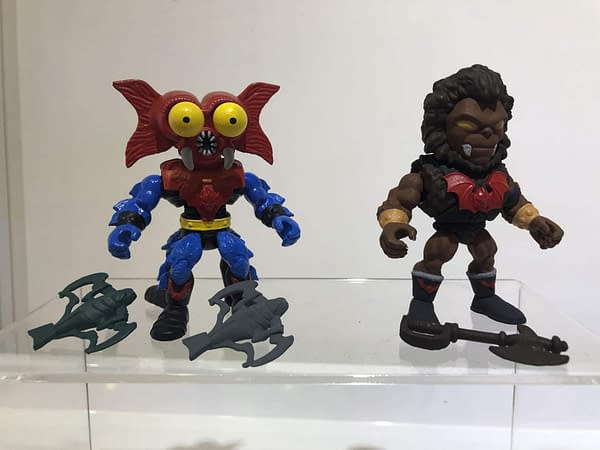 New York Toy Fair: 45+ Pics From The Loyal Subjects Booth! MOTU, WWE, Game of Thrones, and More!