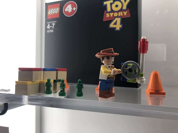 New York Toy Fair: 150+ Pics From LEGO: Toy Story, Star Wars, and More!
