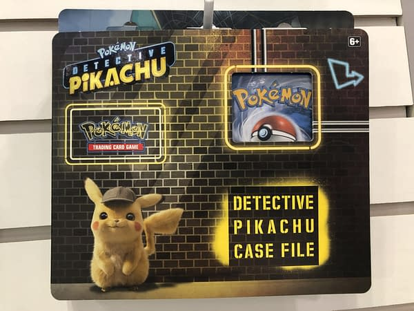 New York Toy Fair: Visiting The Pokemon Company to Talk TCG and Detective Pikachu