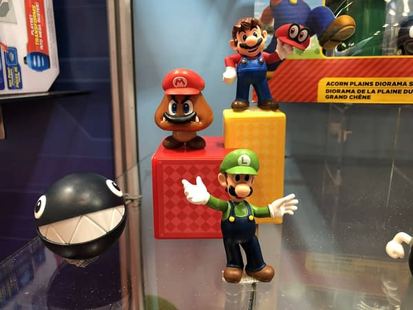 New York Toy Fair: Jakks Pacific Shows Off Godzilla, Sonic, Mario, and More!