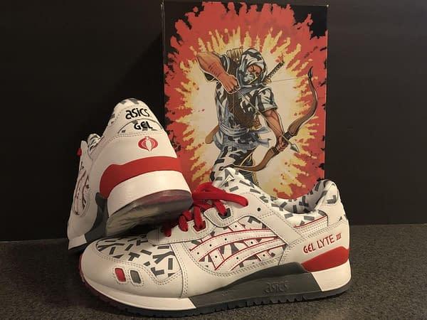 GI Joe Asics Shoes 8