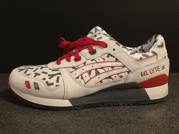 GI Joe Asics Shoes 9