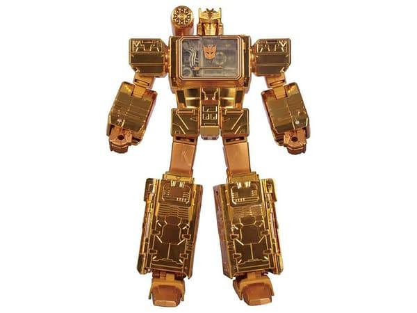 Transformers Golden Lagoon Soundwave 3