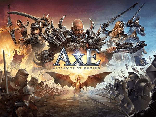 AxE: Alliance vs Empire has Hit 8 Million Downloads Worldwide