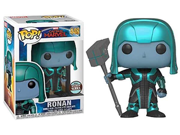 Funko Captain Marvel Ronan Specility Series
