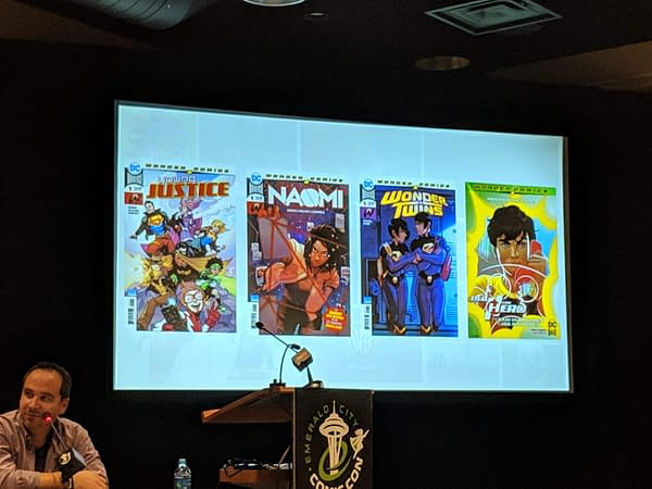 Get Sick – How Bendis Got All His Friends to Work on Wonder Comics, at ECCC