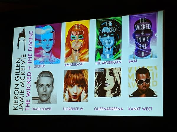 Kieron Gillen and Jamie McKelvie on Image, Music, Magic and Mysteries to Come at ECCC (Audio)