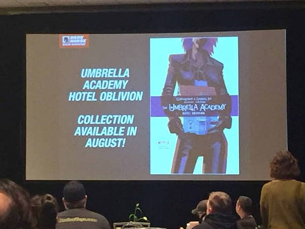 Why You Can't Buy Umbrella Academy Comics Right Now