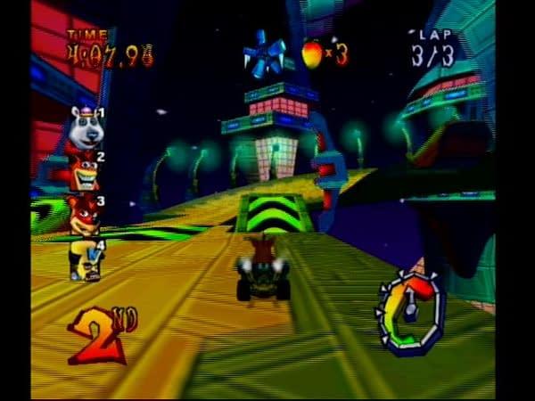 Crash Team Racing Nitro-Fuled Includes Remastered Courses from Crash Nitro Kart