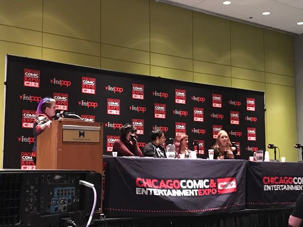 """""""Don't Be Afraid to Be Yourself"""" – The Women of Marvel Panel at C2E2"""
