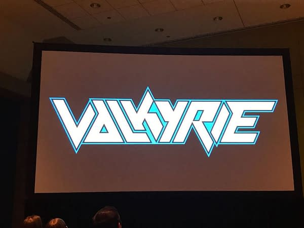 Jason Aaron and Al Ewing to Launch Valkyrie Ongoing Series at Marvel – Revealed at C2E2