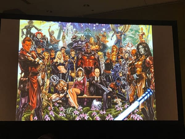 Everything in Mark Brooks' Art For Jonathan Hickman's House of X and Powers of X is There For a Reason