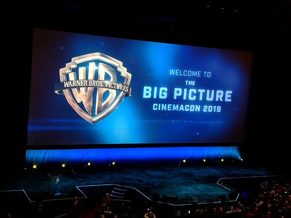 Warner Bros Presentation Live Blog at Cinemacon