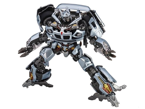 Transformers Masterpiece Movie Series Jazz Figure Up For Order Now