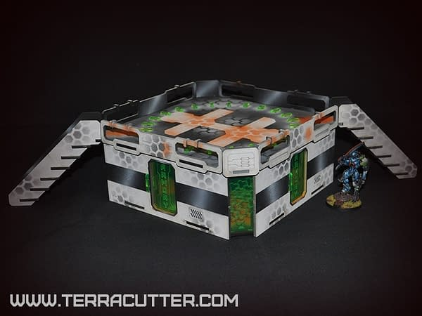 Corvus Belli and Terra Cutter Set Collaboration Deal