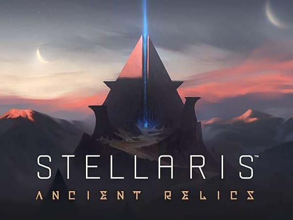 Paradox Interactive Announces Stellaris: Ancient Relics DLC