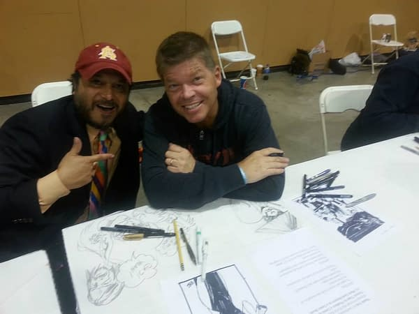 Jesse James and Shawn Demumbrum to Break Mark Millar's Record For Creating a Comic Book, Again
