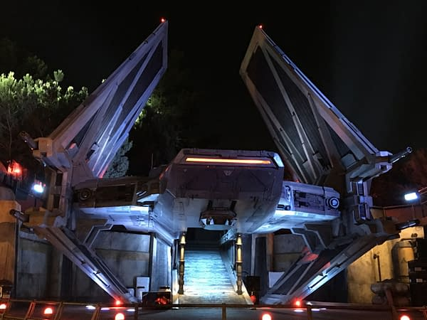 Star Wars: Galaxy's Edge Retained Idea from Former