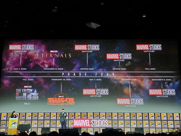Shang Chi and the Legend of the Twelve Rings Set For February 2021