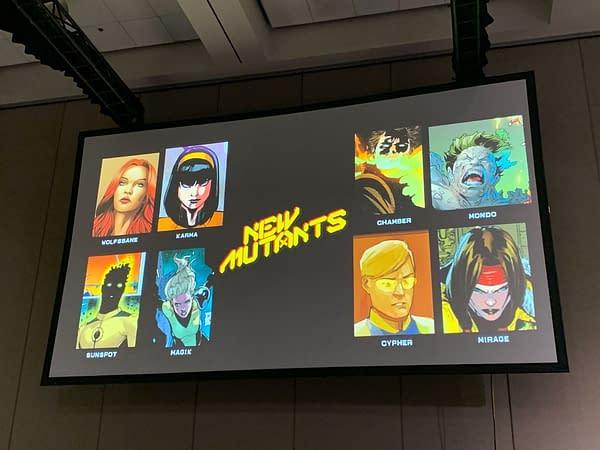 New Mutants by Jonathan Hickman, Ed Brisson, Rod Reis Brings Back Recently Dead X-Men