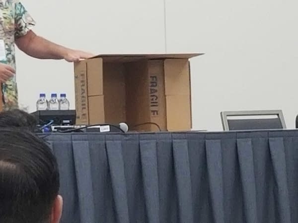 Diamond Unveils New, Stronger Boxes, Other Improvements at SDCC Retailer Lunch
