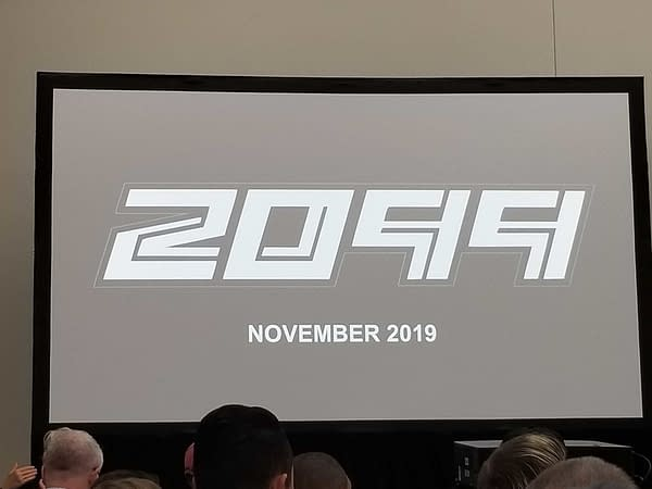 Nick Spencer Revives 2099 From Marvel in November