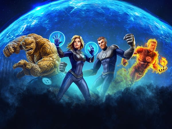 Marvel Strike Force Fantastic 4