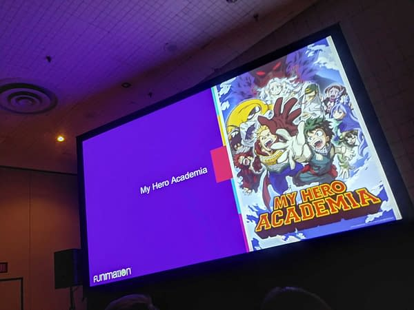Funimation Unveils Fall Anime Roster At NYCC Panel