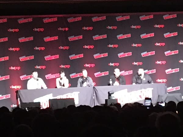A Look Inside Powers of X #6 from the Dawn of X Panel at NYCC