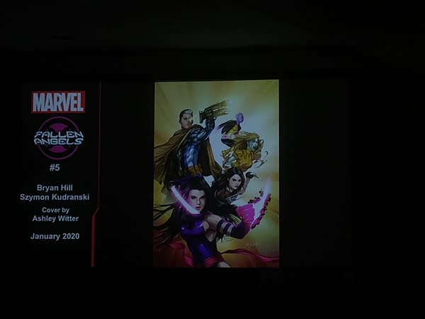 First Look at New Covers, Interior Art from Marvel's Dawn of X Panel at NYCC