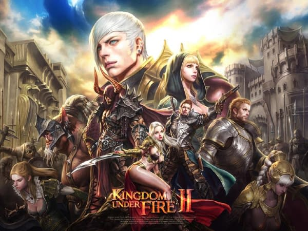 """""""Kingdom Under Fire 2"""" Receives A New Trailer Before Launch"""