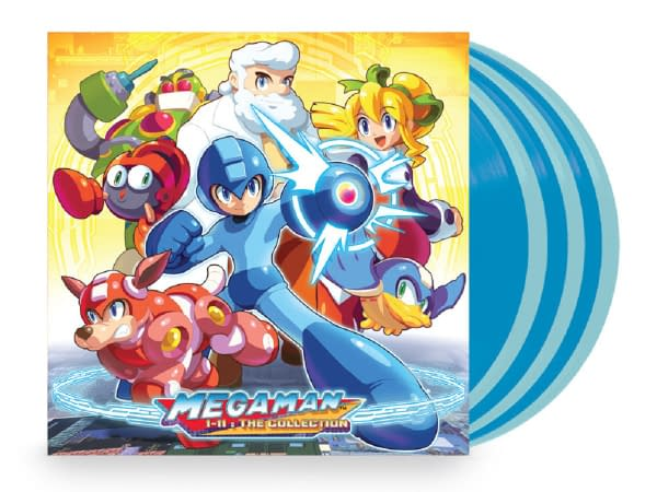 """The """"Mega Man"""" Original Soundtrack Collection Is Coming To Vinyl"""