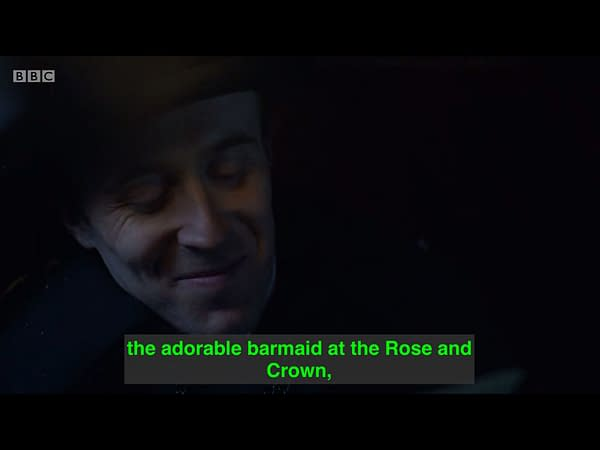There Was a Doctor Who Reference as Well as Sherlock Holmes, in Dracula on BBC One