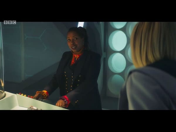 Jo Martin – Not A Parallel Universe Doctor Who