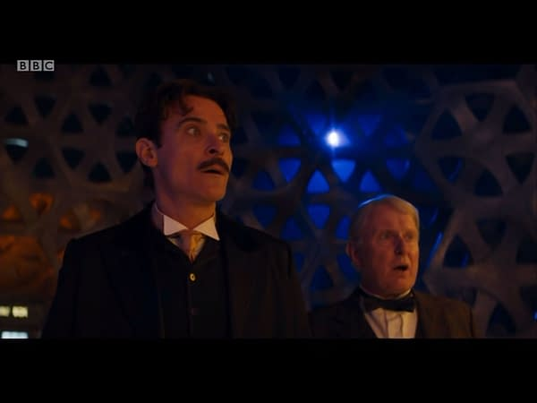 Ten Thoughts About Doctor Who: Nikola Tesla's Night of Terror