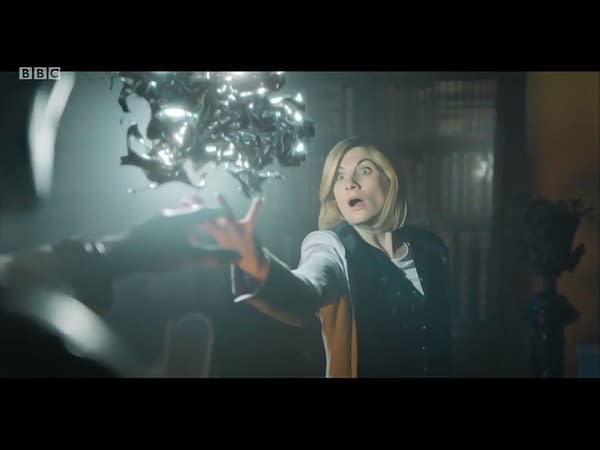 Ten Thoughts About Doctor Who – The Haunting of Villa Diodati