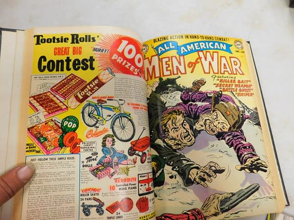 97 of DC Comics' Own Bound Archival Volumes Up For Auction – But Where Did They Come From?